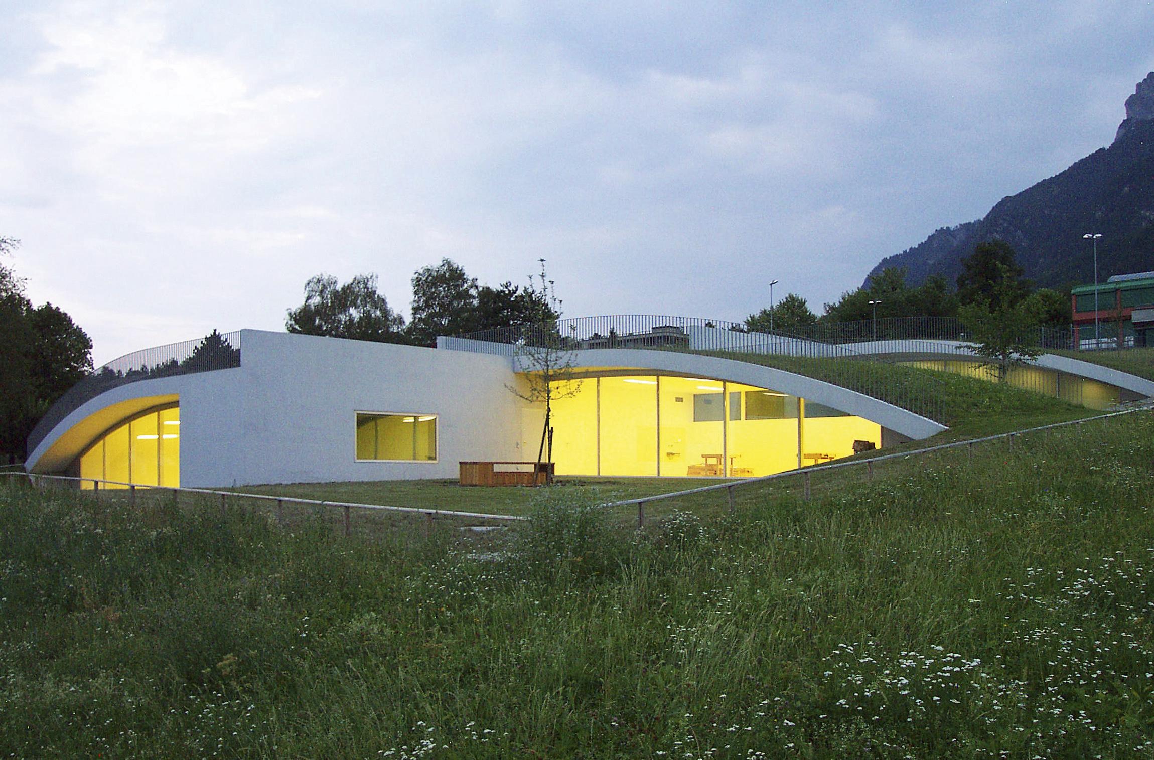 Christen Architekturbüro Chur-Kindergarten Vaduz-Home1