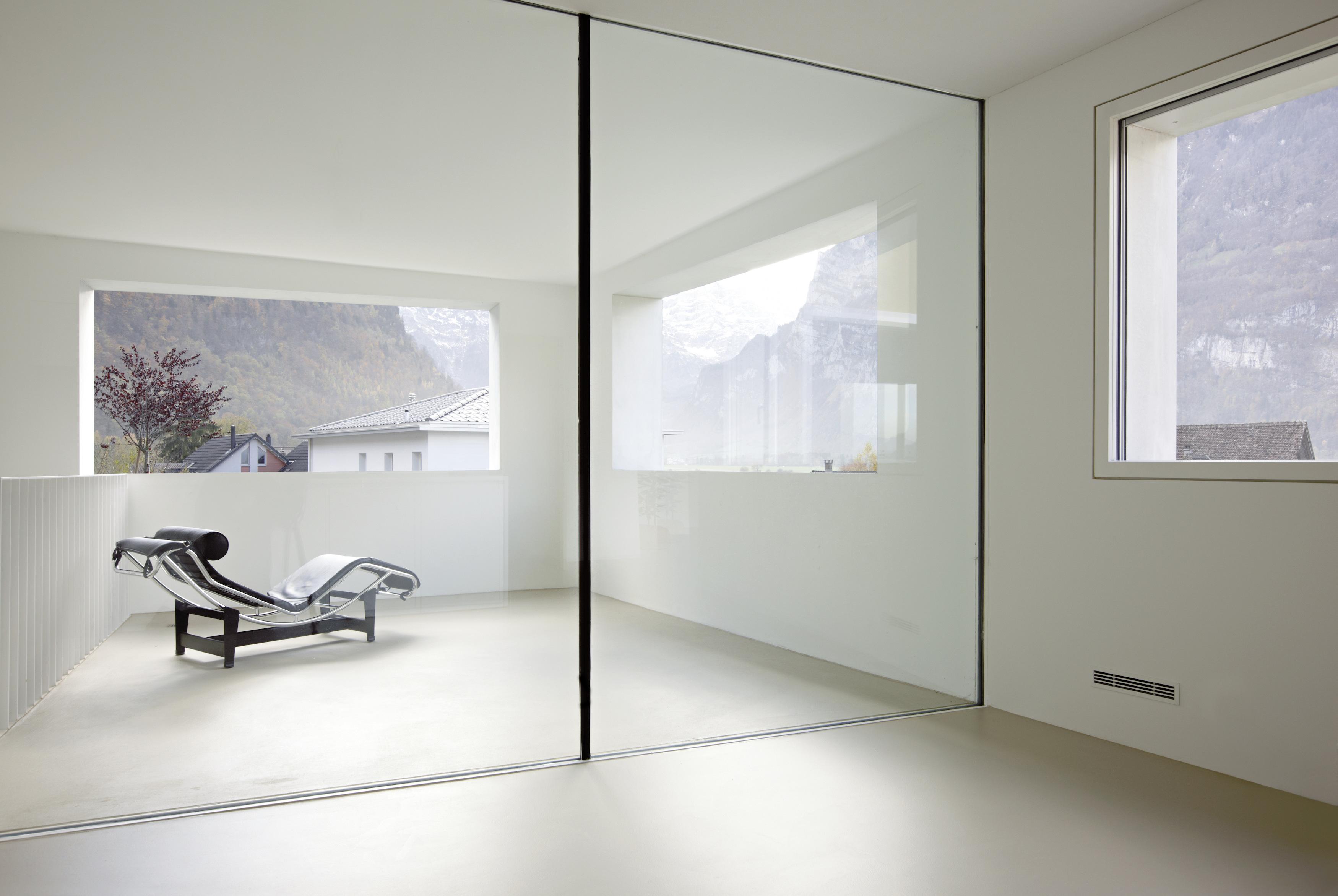 Christen architekturbüro chur wohnhaus mollis home2