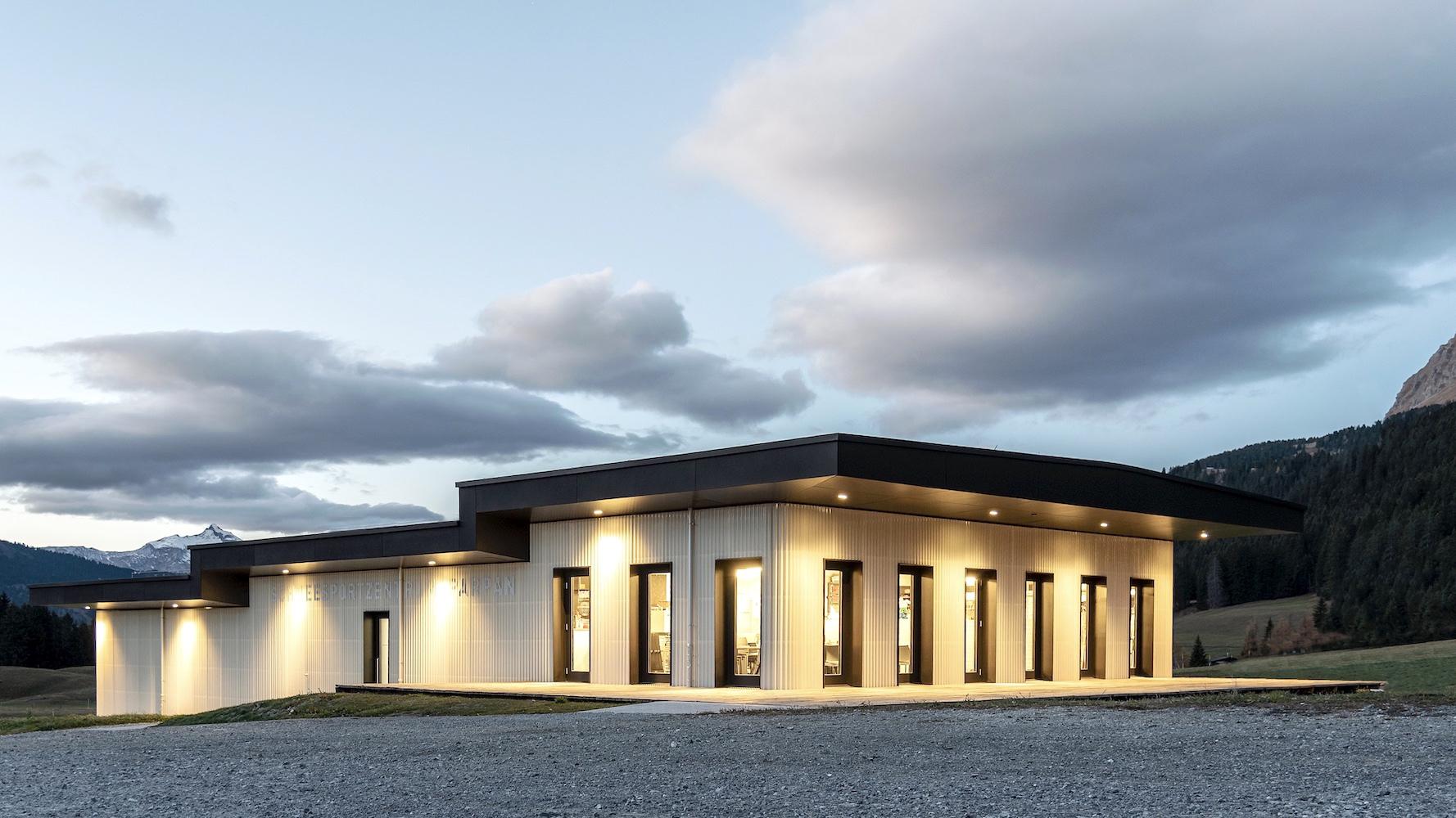 Christen Architekturbüro Chur-TIA Parpan-Bild1